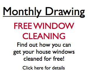 Free window cleaning