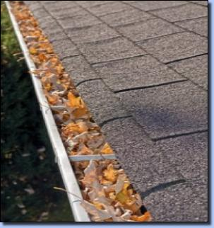 Gutter cleaning in Bend Oregon