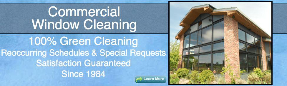 Bend Window Cleaning Crystal Clear Cleaning Serving
